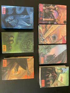 Harry Potter: The Complete Collection By J.K. Rowling Hardback All 7 Books