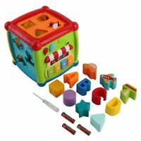 Creative Intelligence Box Geometric Shape Sorter Baby Early Educational Toys