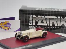 """Matrix MX40906-011 # Invicta 4 1/2 Liter S-Type Tourer Bj.1931 in """" weiß """" 1:43"""