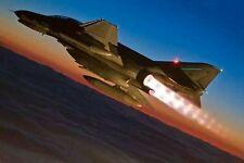F-4 PHANTOM PHOTO SPOOK HAT LAPEL PIN RECONNAISSANCE US MARINES NAVY AIR FORCE