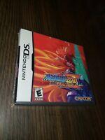 Mega Man Zero Collection (Nintendo DS, 2010) BRAND NEW SEALED
