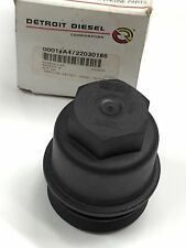 A4722030186  Detroit Diesel / Mercedes OEM Oil Filler Cap Screw On