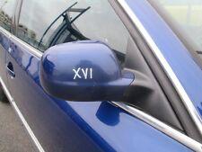 el. Außenspiegel rechts VW Passat 3B 3BG inkyblue LC5X Spiegel blau