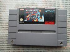Jeu Super Nintendo / Snes Game Strike Gunner STG Ntsc retrogaming original*