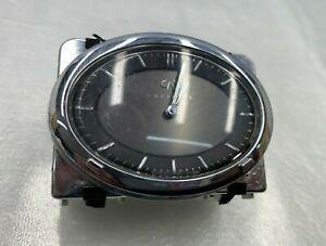 2006 - 2008 INFINITI FX35 FX45 CENTER CONSOLE CLOCK OEM 25810-CL71A