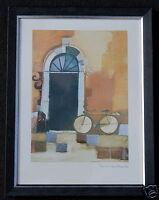 Kunstdruck, Fahrrad Rosina Wachtmeister # 614