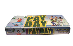 Payday Game 30th Anniversary Edition   2004 Board Game Complete