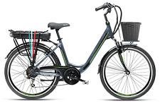 Armony Firenze ADV Black/brown bici elettrica Batt. Litio 36v13ah - Telaio Alu