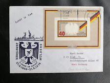 DEUTSCHE BUNDESMARINE : ZERSTÖRER MÖLDERS D-186 / 5 JAHRE IM DIENST - 21 9 1974