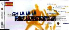 2 EIVISSA Oh La La La  CD 6 Tracks, Radio Mix/Cool Summer Mix/Extd Version/Salin