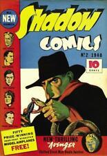 Shadow Comics #2 Photocopy Replica Comic Book