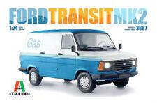 Italeri Ford Transit Mk2 1:24 Kit construcción modelo Kit Art 3687 TRANSPORTER