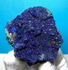 34g Azurite & Malachite Specimen Mined In Anhui China