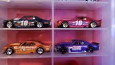 """Hot Wheels .""""70 Chevelle Ss""""-Lot Of 4"""