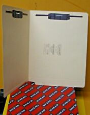 Fifty 50 Smead 34117 End Tab Fastener Folder New