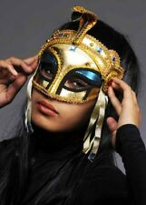 Cleopatra Egyptian Queen Gold Eyemask