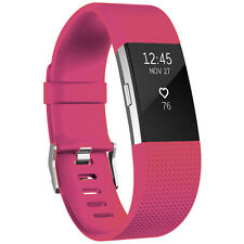 For Fitbit Charge 2 Soft Replacement Smart Watch Bands Strap Bracelet Wrist Band