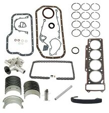 BMW E30 318i 84-85 Engine Bearing Timing Chain Tensioner Piston Ring Gasket Set