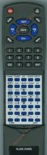 Replacement Remote for YAMAHA YHT780, YHT680BL, RX461, YHT680