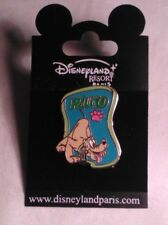 PIN DLRP - Cast Lanyard Series 2 - Pluto