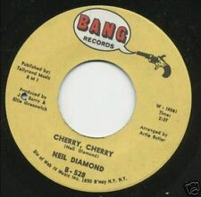 NEIL DIAMOND Cherry Cherry/I'LL COME RUNNING Bang