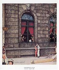 Norman Rockwell Sailor Print University Club