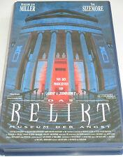 Das Relikt - Museum der Angst - VHS/Horror/Tom Sizemore/Penelope Ann Miller