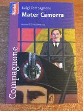 Mater Camorra Luigi Compagnone 2007 Marlin editrice