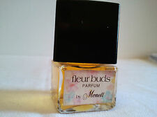 Vintage Fleur Buds Parfum By Monett Women's Fragrance Extremely Rare Hard Find