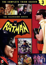BATMAN THE COMPLETE THIRD SEASON 3 New Sealed 5 DVD Set