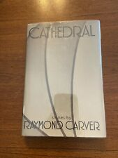 Cathedral: Stories by Raymond Carver 1st Edition 1983