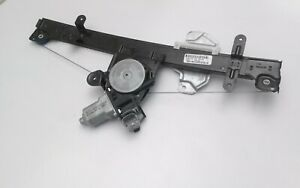 2013-2019 Nissan Sentra window regulator and motor right front OEM 80720-9AM0A