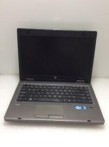 "HP PROBOOK 6460B 14.0"" Core i3-2310M 2GB RAM (No HDD / Battery)(No WiFi)Grade C"
