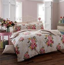 Unbranded Buttoned Floral Bedding Sets & Duvet Covers