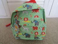 New Animal Childrens Kids Bag Mini Rucksack Backpack School Nursery Clubs (M)