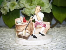 Colonial Glass Blower Figurine Sebastian Ma 1957