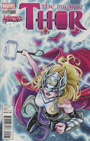 Mighty Thor Vol 2 #5 MARVEL COMICS Variant Women Of Power WOP Cover B