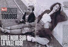 Coupure de presse Clipping 2001 Toulouse   l'usine A.Z.F.   (16 pages)