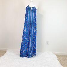 Flying Tomato Womens Halter Neck Summer Maxi Dress Size XS