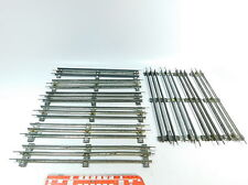 at378-2 #10x Märklin / MARKLIN ESCALA 0 piezas de vía / Vía para eléctrico