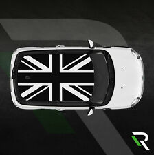 MINI COOPER COUNTRYMAN CLUBMAN ONE ROOF UNION JACK DECALS STICKERS VINYL