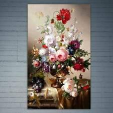 Beautiful Flower DIY 5D Full Drill Diamond Painting Embroidery Cross Stitch Kit