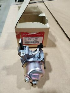 Honda 16100-Z5F-F101 Carburetor Genuine Honda New