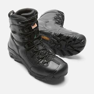 Keen Men's Oshawa Waterproof Steel Toe Safety Boots 1012767