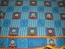 Dan River Thomas the Tank Engine twin flat sheet & pillowcase