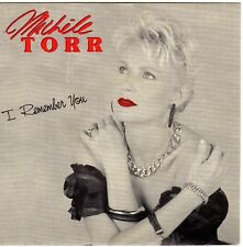 MICHELE TORR I REMEMBER YOU / CARNAVAL A GOGO FRENCH 45 SINGLE