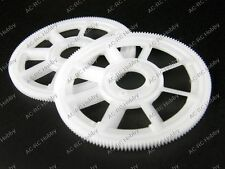 450 Main Gear White x 2pcs Trex 450