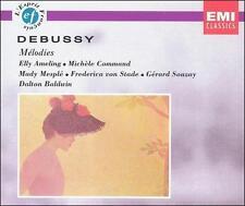 Unknown Artist Debussy: Mélodies CD