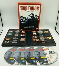 The Sopranos Complete Series 2 DVD 4 Disc Collector's Edition Box Set 2002