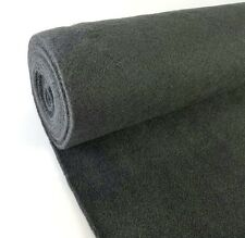 5 Yards Dark Gray Upholstery  Un-Backed Automotive Trim Carpet 40